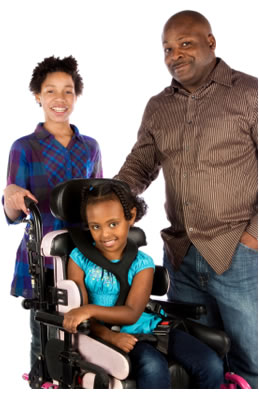 Who Do We Serve?  Families whose children have any type of special need or learning difference.